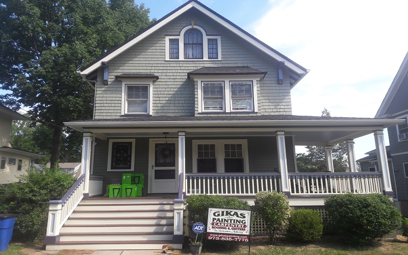 We are painting and restoring homes in Ramsey NJ