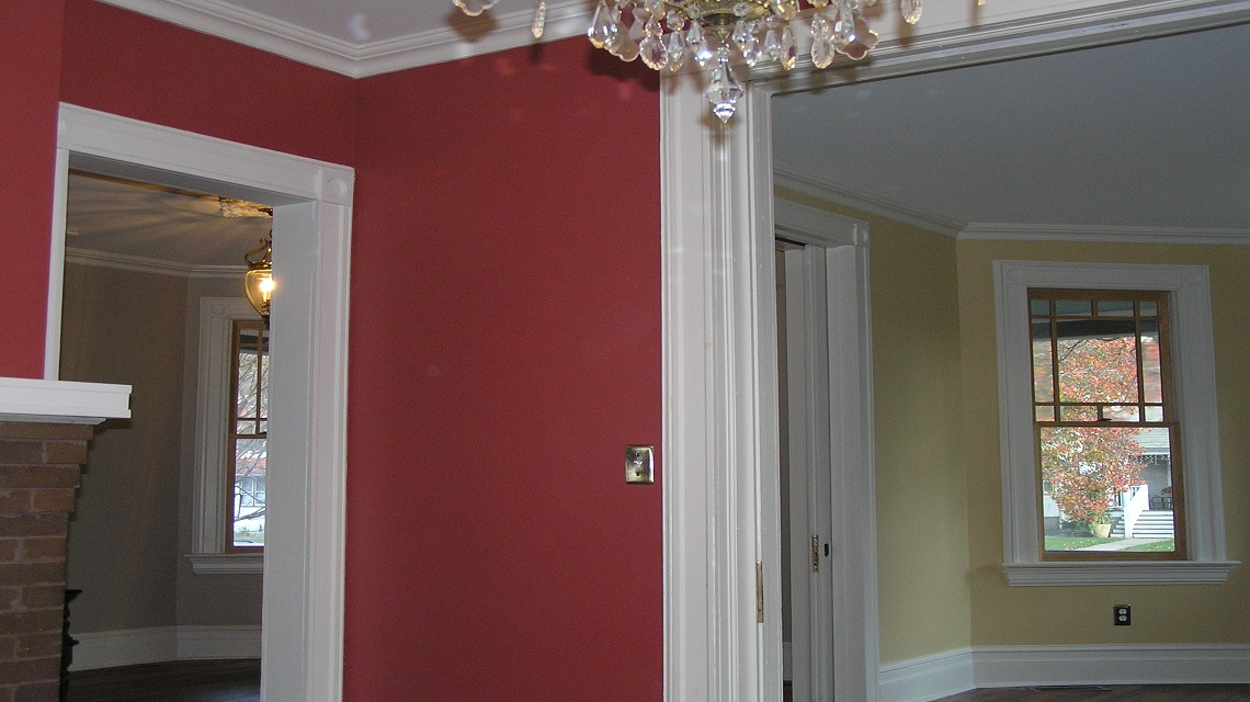 We are painting and restoring homes in Westfield NJ