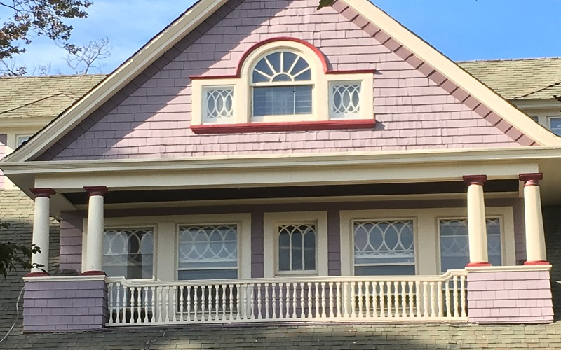 Victorian Home Restoration in Glen Ridge - by Gikas Painting & Contracting