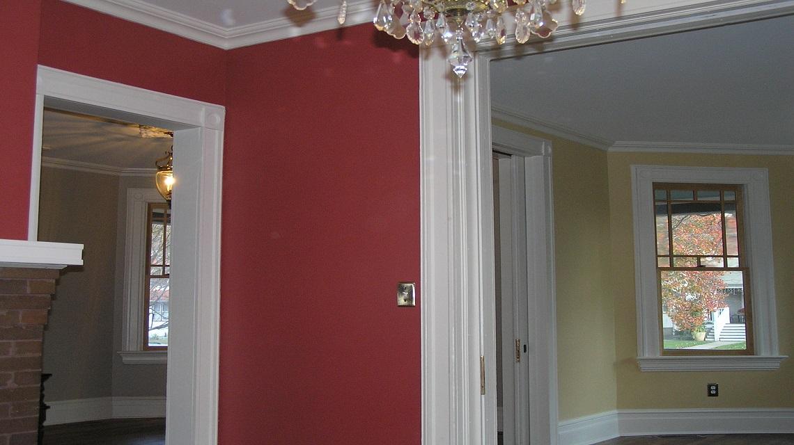 Interior Victorian Restoration