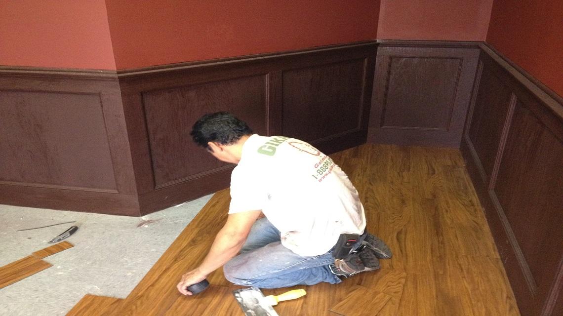 Gikas Painting-hardwood