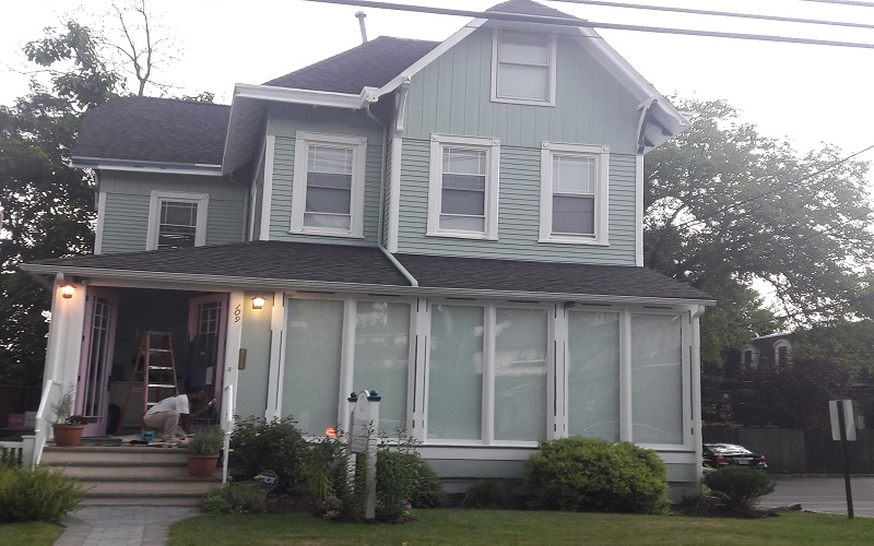 Exterior Painting Montclair-by Gikas Painting