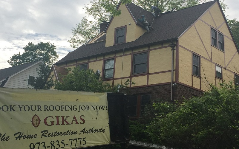 Roofing By Gikas Painting