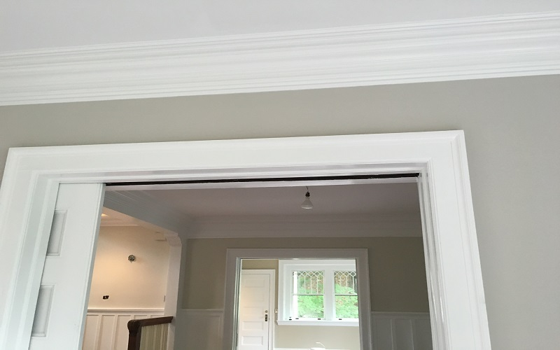 Crown Moldings By Gikas Painting & Contracting