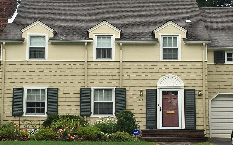 We are painting and restoring homes in West Coldwell NJ