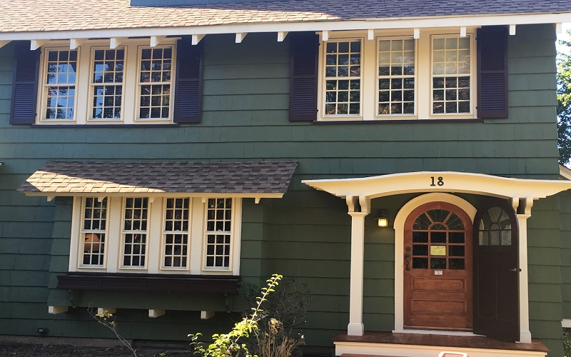 House in Glen Ridge - Fully Restored by Gikas Painting & Contracting