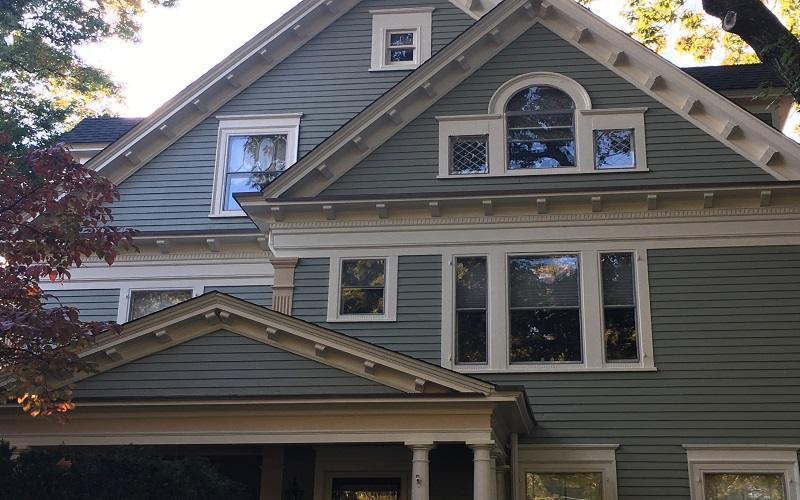 New Painting Project in Woodcliff Lake by Gikas Painting & Contracting