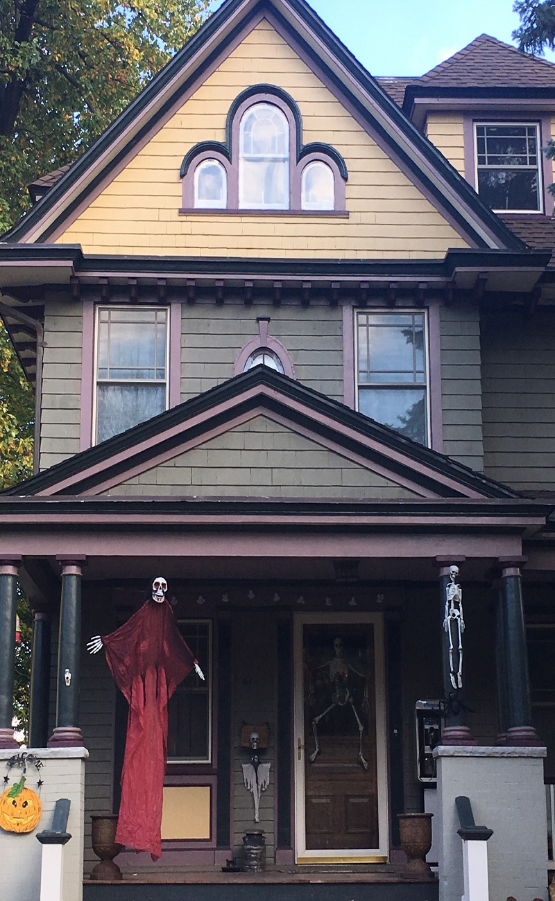 Victorian Painting in Montclair NJ - by Gikas Painting & Contracting