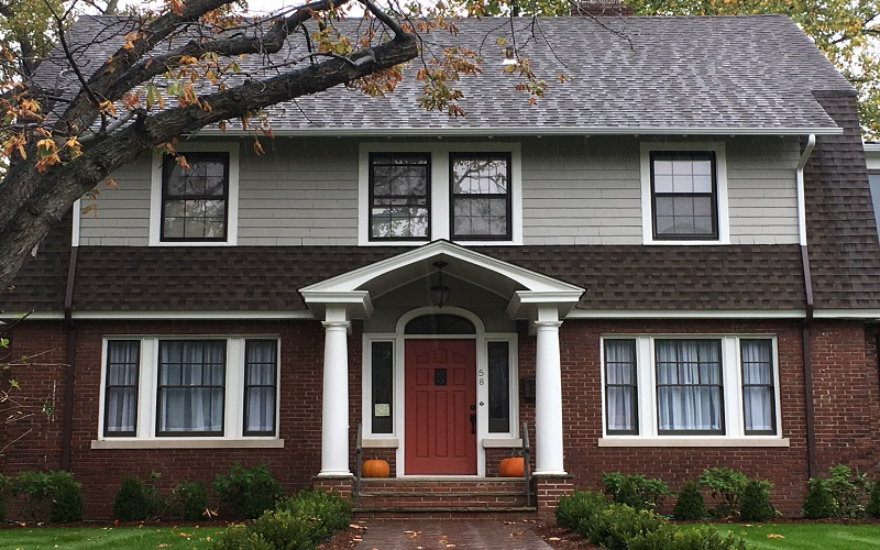 Vinyl Siding Removal - by Gikas Painting & Contracting