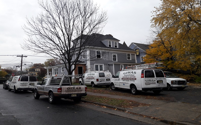 Gikas Painting & Contracting -Montclair - NJ